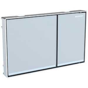 geberit bet tigungsplatte sigma60 f r 2 mengen sp lung fl chenb ndig. Black Bedroom Furniture Sets. Home Design Ideas